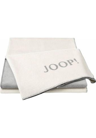 Wohndecke »Melange Doubleface«, Joop! kaufen