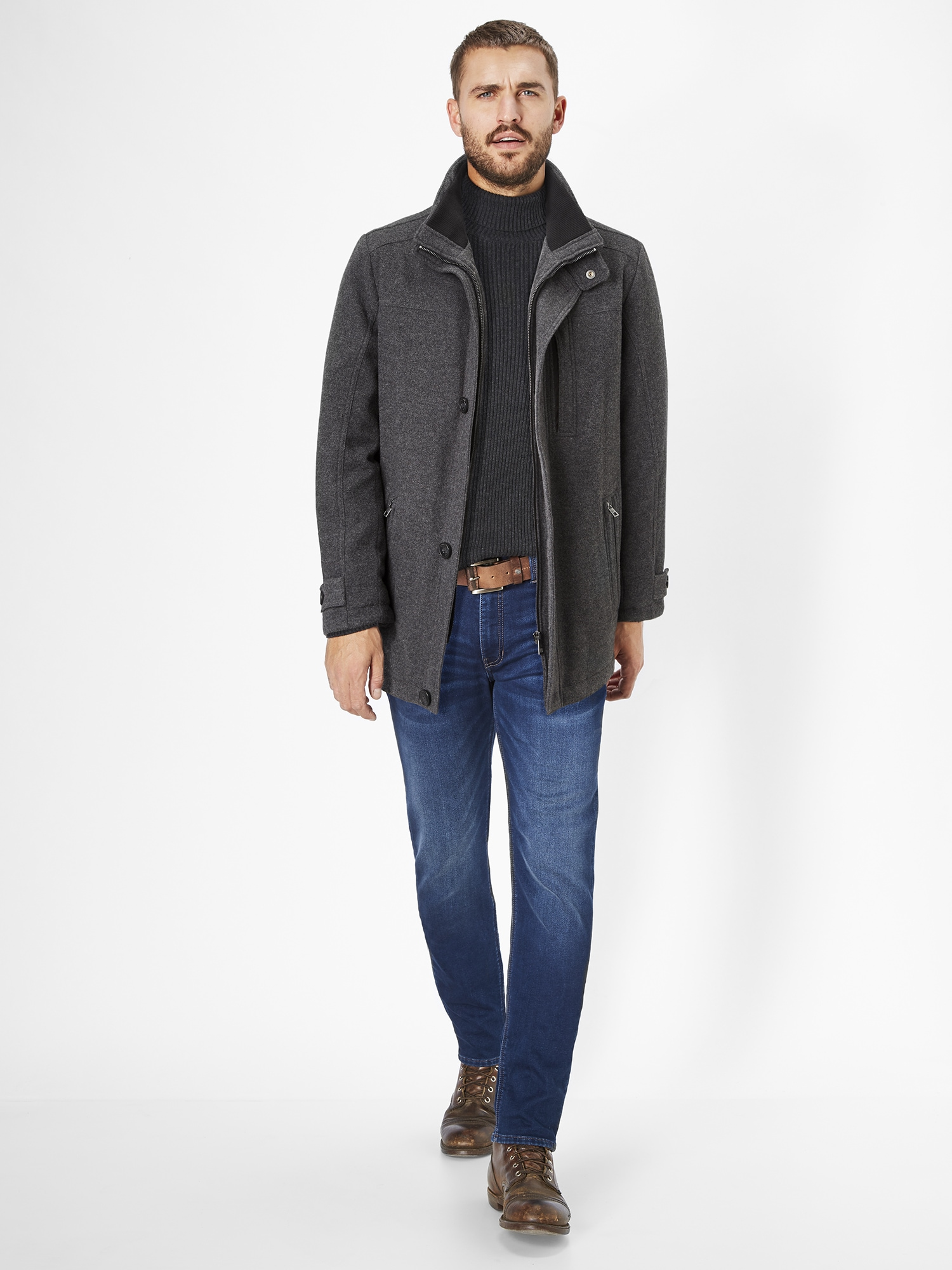 s4 jackets -  Wollmantel Valley