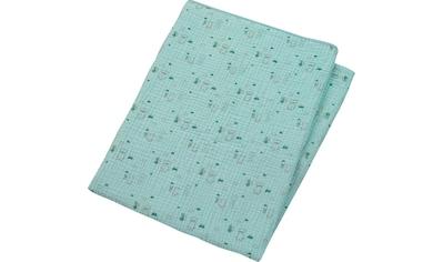 Sterntaler® Babydecke »Ben«, aus Baumwoll-Musselin kaufen