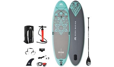 Aqua Marina SUP-Board »Dhyana iSUP BT-21DHP«, (Set, mit Paddel, Pumpe und... kaufen
