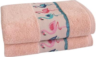 """Handtücher """"Flamingos"""", Dyckhoff kaufen"""