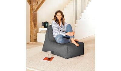 Sitting Point Sitzsack »Boogie FELT«, Filzimitat kaufen