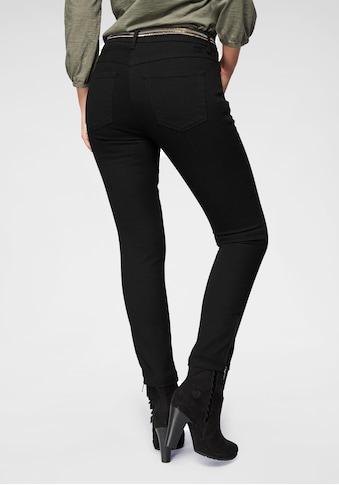 MAC Ankle-Jeans »Slim Chic«, Neue Form mit Reißverschluss am Saum kaufen