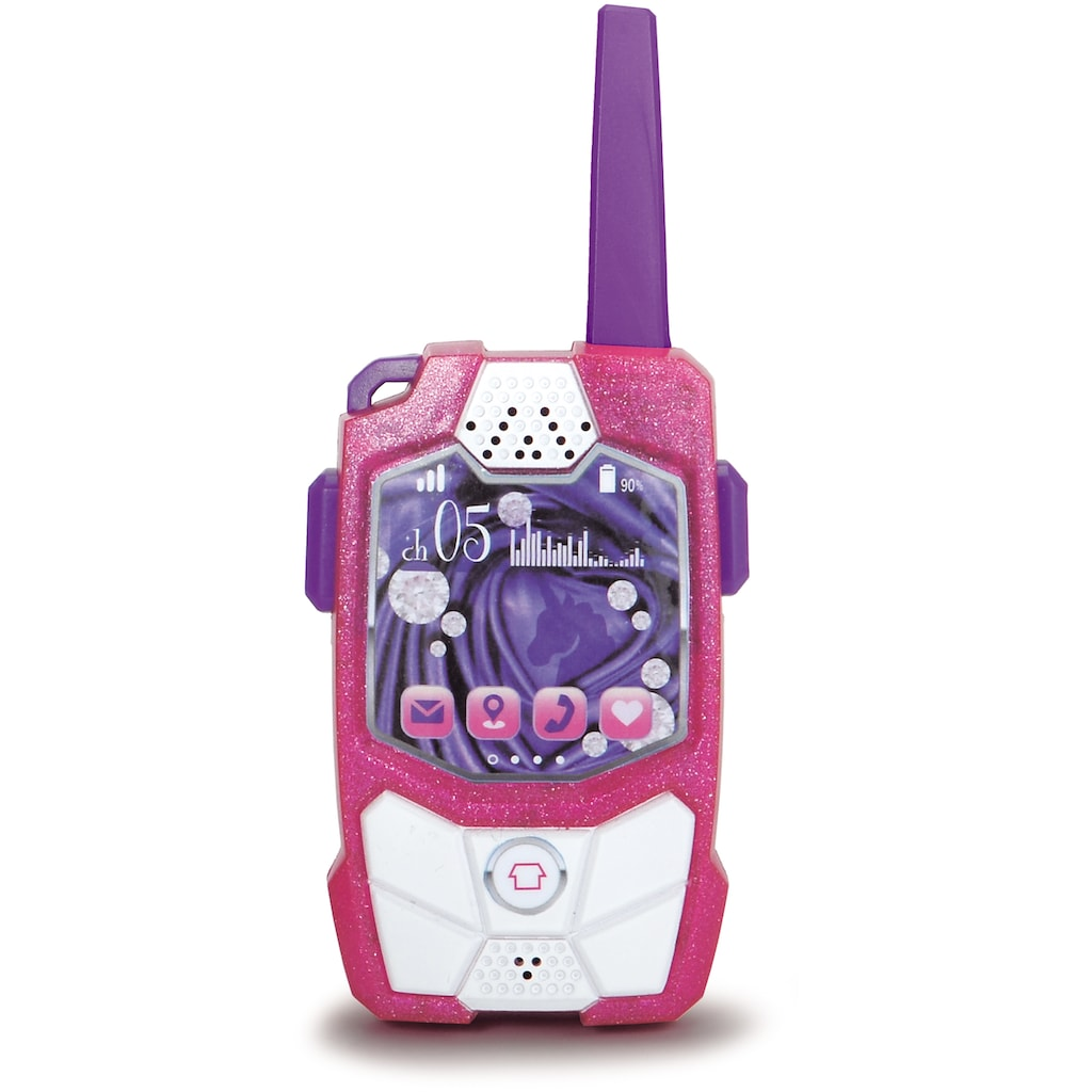 Dickie Toys Walkie Talkie »Pink Drivez«