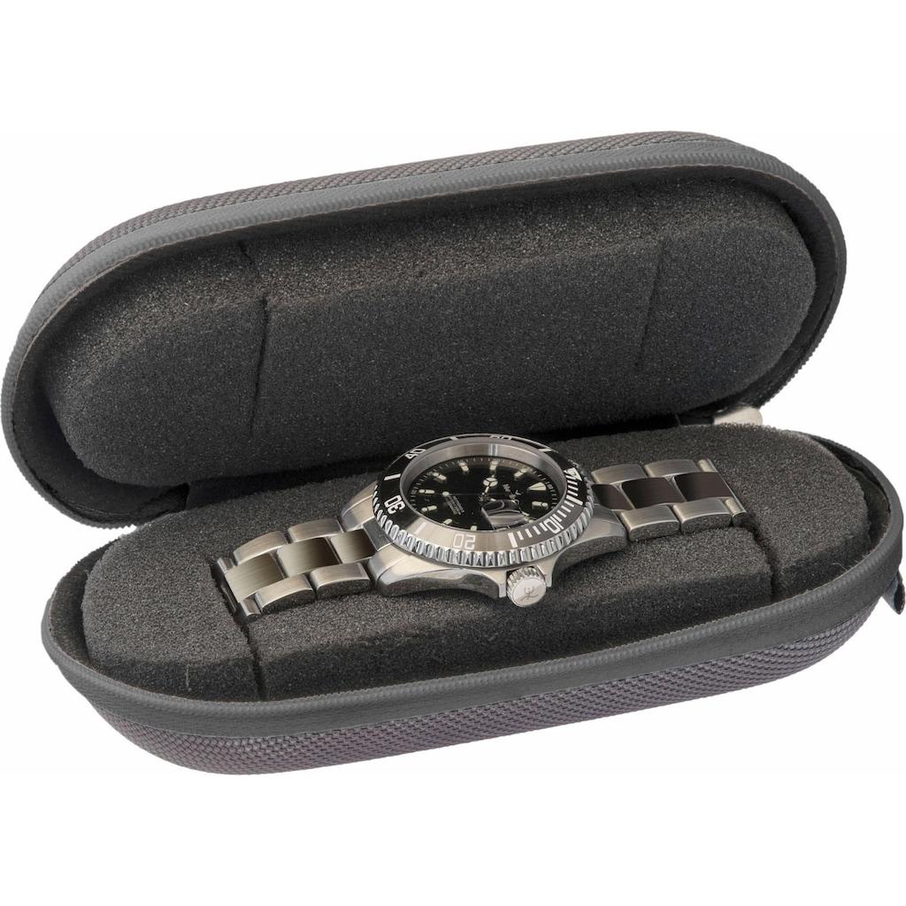 HELI Uhrenreiniger »141294«, (Set, mit Uhrenputztuch, Uhrenmetallbandsprühreiniger und Uhrenetui)