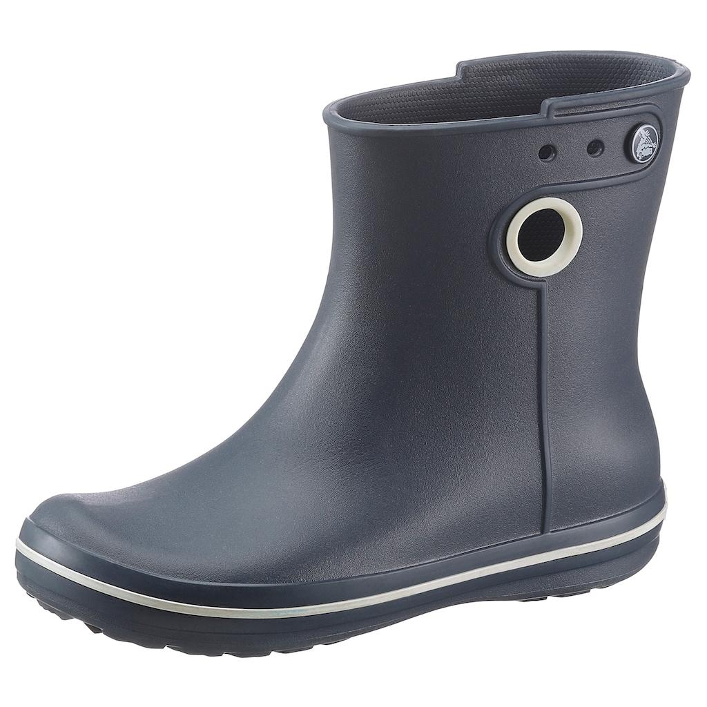 Crocs Gummistiefel »Jaunt Shorty Boot«, mit praktischen Trageösen