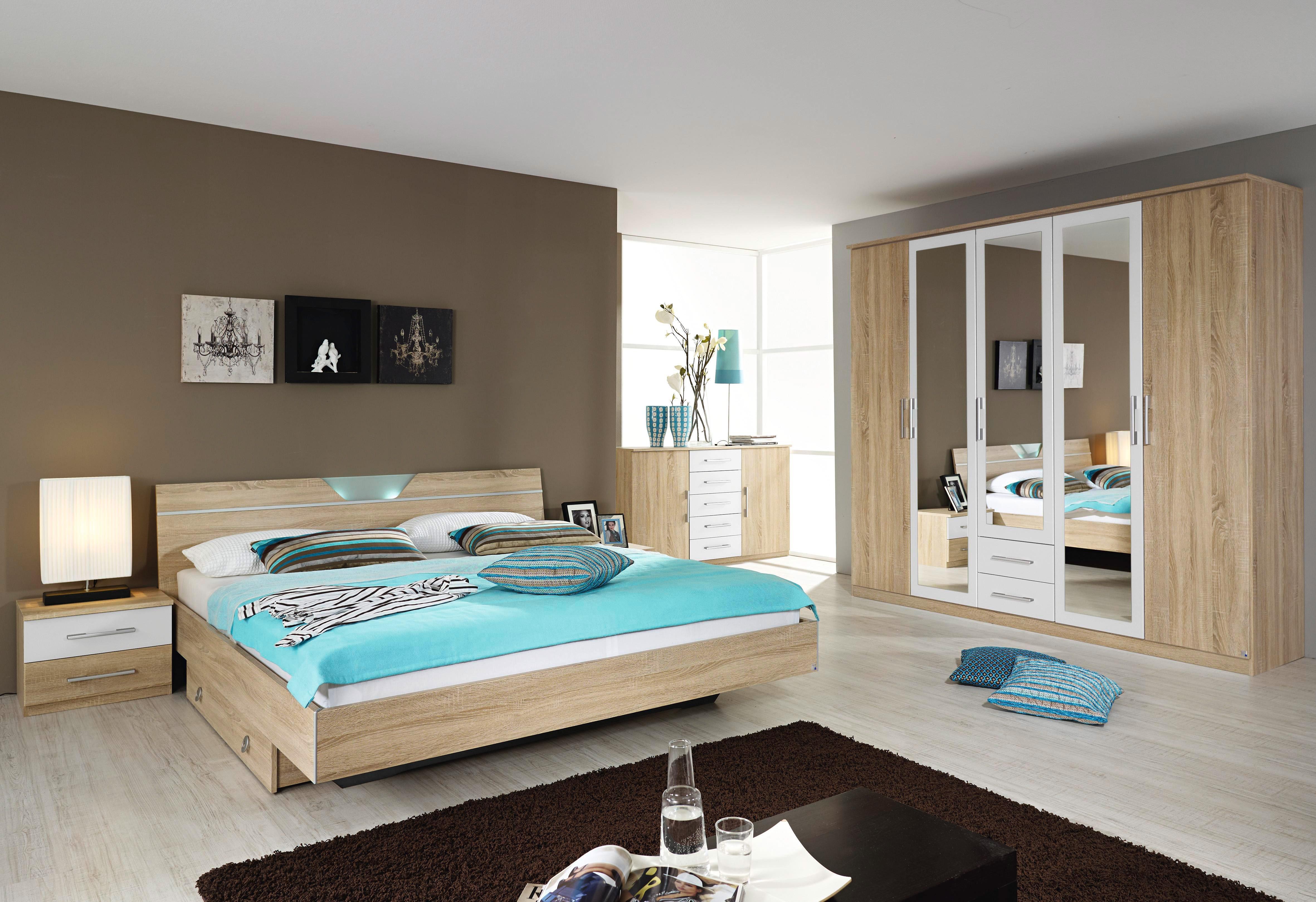 rauch Schlafzimmer-Set Valence (Set 4-tlg)
