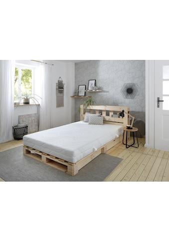 Älgdröm Komfortschaummatratze »Tornby«, (1 St.), Eine weiche und eine feste Liegeseite: So liegst Du immer, wie Du es magst! DIE perfekte Matratze für Euer Doppelbett! kaufen