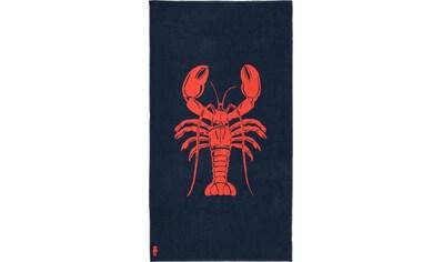 Seahorse Strandtuch »Lobster«, (1 St.), mit Hummer kaufen