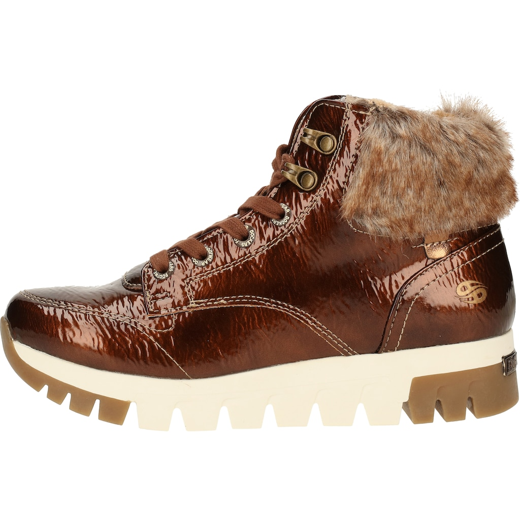 Dockers by Gerli Sneaker »Lederimitat«