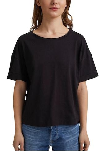 edc by Esprit T-Shirt, in Oversized Schnitt mit weiten Ärmeln kaufen
