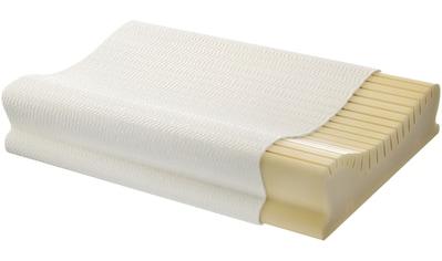 Centa-Star Nackenstützkissen »NeckProtect® Softness«, (1 St.), antomisch geformt,... kaufen
