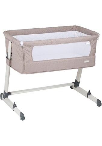 BabyGo Beistellbett »Together, beige«, faltbar kaufen