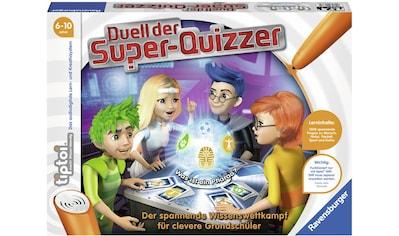 """Ravensburger Spiel, """"tiptoi® Duell der Super - Quizzer"""" kaufen"""