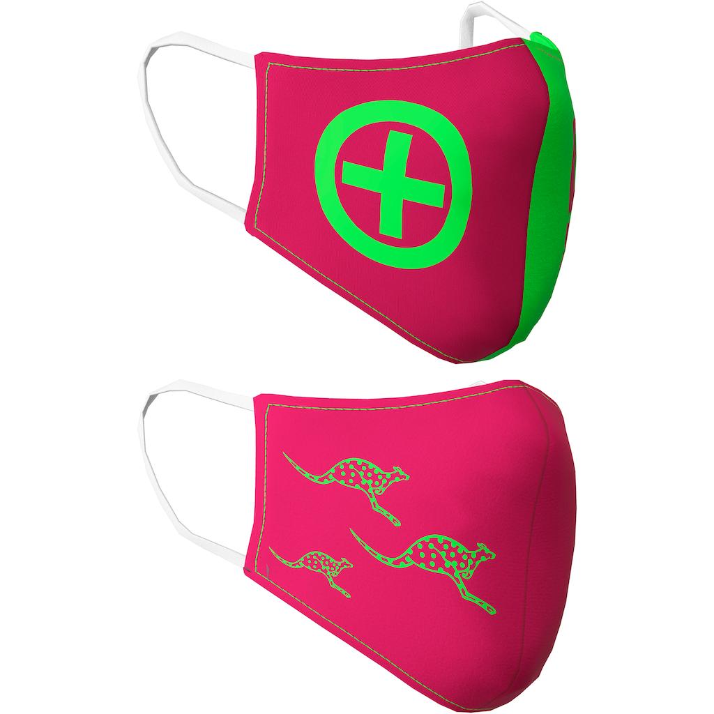 Chiemsee Mund-Nasen-Maske »für Damen«