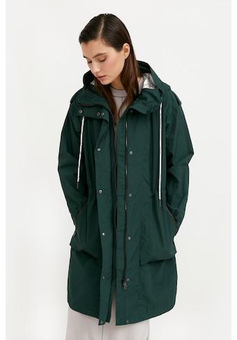 Finn Flare Regenjacke, mit verstellbarer Kapuze kaufen