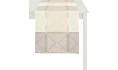 APELT Tischläufer »VERONA, LOFT STYLE, Jacquard«, (1 St.) kaufen