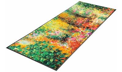 Läufer, »Primavera«, wash+dry by Kleen - Tex, rechteckig, Höhe 7 mm, gedruckt kaufen
