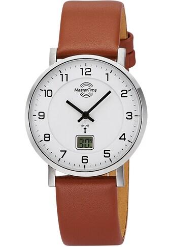 MASTER TIME Funkuhr »Advanced, MTLS-10741-12L« kaufen