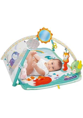Clementoni® Spielbogen »Clementoni Baby - Baby, For You - Aktivitäts-Matte« kaufen