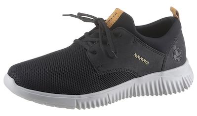 Rieker Sneaker, mit kontrastfarbener Anziehlasche kaufen