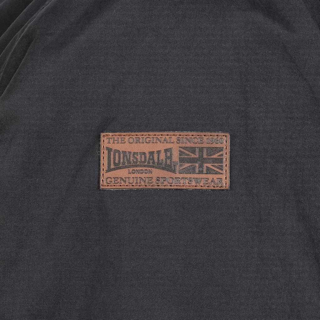 Lonsdale Freizeitjacke in sportlichem Design