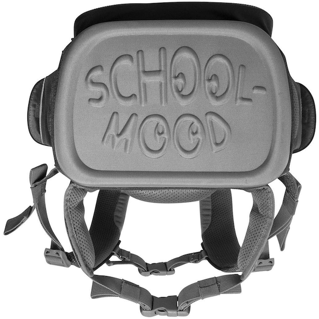 SCHOOL-MOOD® Schulranzen »Timeless Air, Henry« (Set, 7 tlg.)