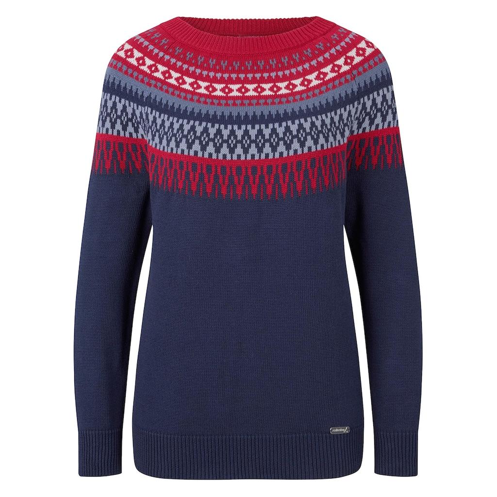 Casual Looks Norwegerpullover »Pullover«