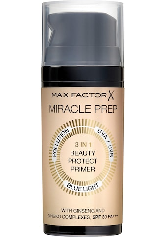 """MAX FACTOR Primer """"Miracle Prep 3in1"""" kaufen"""