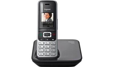 Gigaset »S850« Schnurloses DECT - Telefon (Mobilteile: 1, Bluetooth) kaufen