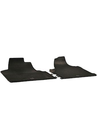 WALSER Passform-Fußmatten, Citroen-Fiat-Peugeot-Toyota, Expert-Jumpy-Proace-Scudo,... kaufen