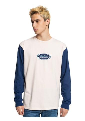 Quiksilver Langarmshirt »Colour Block« kaufen