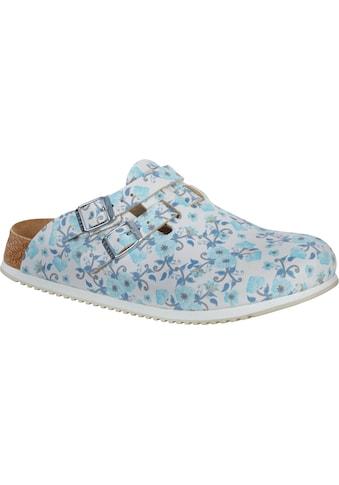 Birkenstock Clog »Kay SL Bloomg«, Arbeitsschuh, Sandale kaufen