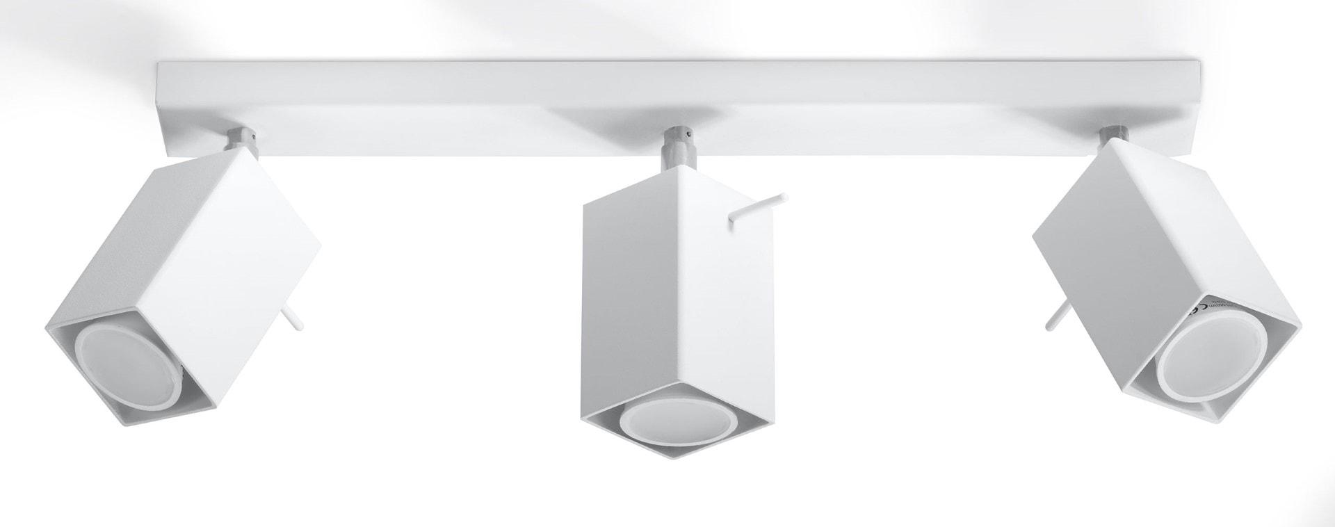 SOLLUX lighting Deckenleuchte MERIDA, GU10, 1 St., Deckenlampe