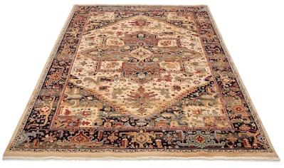 THEKO Wollteppich »Saharna 2886«, rechteckig, 10 mm Höhe, reine Wolle, Orient-Optik,... kaufen