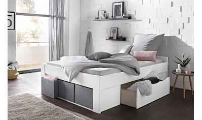 rauch ORANGE Bett »Scala«, mit Schubkästen in 3 Varianten kaufen