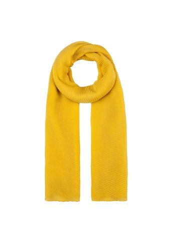 Codello Softer Plissee - Schal aus recyceltem Polyester kaufen