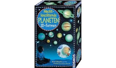"""Kosmos Experimentierkasten """"Nachtleuchtende Planeten"""" kaufen"""