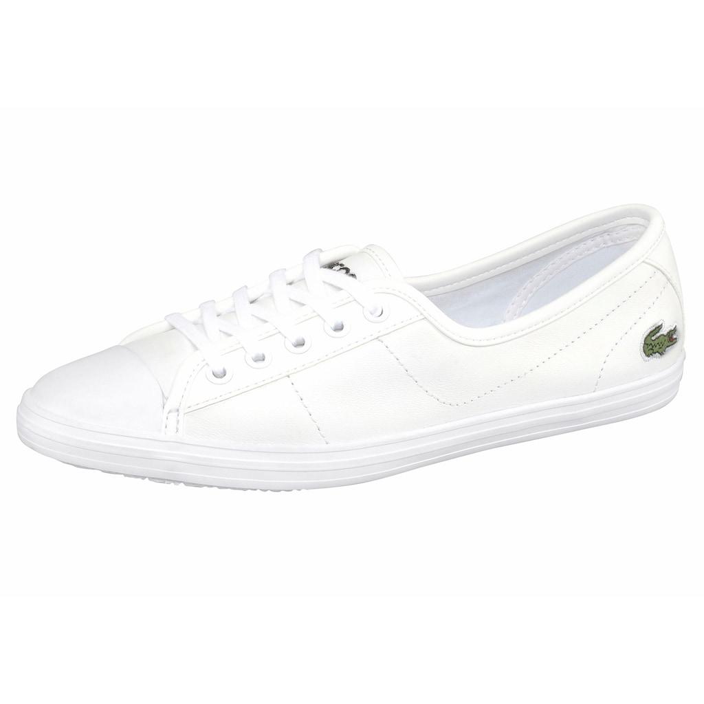 Lacoste Sneaker »Ziane BL 1 SPW«