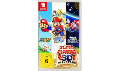 Super Mario 3D All - Stars Nintendo Switch kaufen