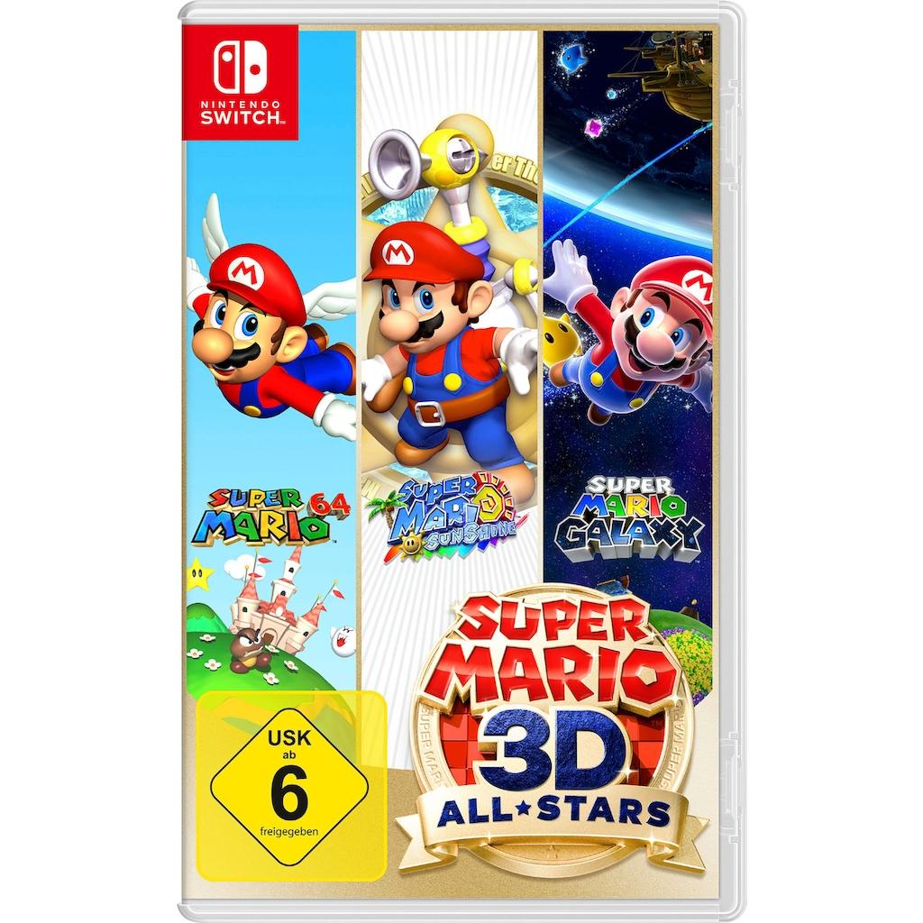 Nintendo Switch Spiel »Super Mario 3D All-Stars«, Nintendo Switch