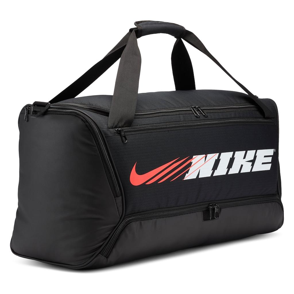 Nike Sporttasche »Nike Brasilia Graphic Training Duffel Bag (medium)«
