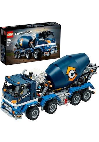 """LEGO® Konstruktionsspielsteine """"Betonmischer - LKW (42112), LEGO® Technic"""", (1163 - tlg.) kaufen"""
