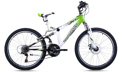 bergsteiger Mountainbike »Montreal«, 18 Gang Shimano Tourney RD - TZ50 Schaltwerk, Kettenschaltung kaufen