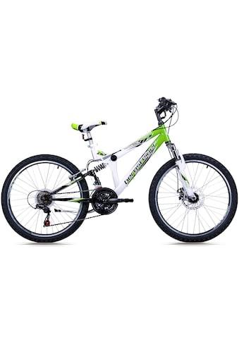bergsteiger Mountainbike »Montreal«, 18 Gang, Shimano, Tourney RD-TZ50 Schaltwerk,... kaufen