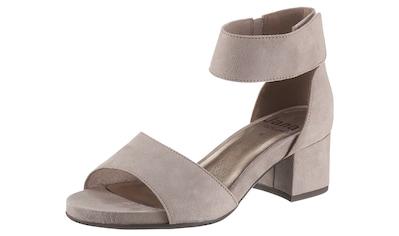 Jana Sandalette »Hobart«, in Schuhweite G (weit) kaufen