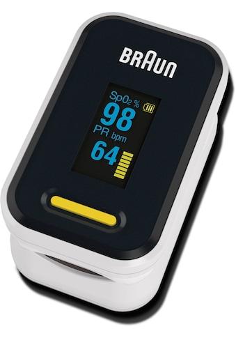 Braun Pulsoximeter »YK-81CEU«, einfache Fingerclip Anwendung kaufen