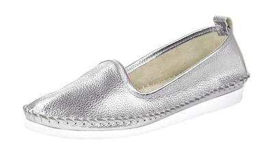 new styles d5285 fdb7c Damenschuhe Silber für den Herbst kaufen   BAUR