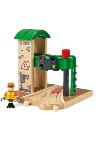 """BRIO® Spielzeugeisenbahn - Gebäude """"BRIO® WORLD Signal Station"""" kaufen"""