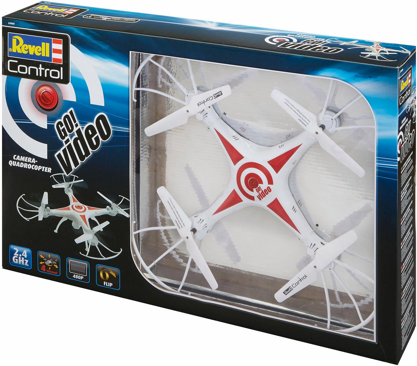 Revell RC Quadrocopter mit Kamera, »Revell® con...